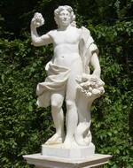 Dionysos, dieu de la vigne
