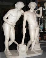 Castor et Pollux, les célébres jumeaux