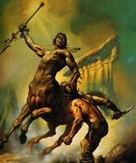 Centaures, mi-hommes mi-chevaux