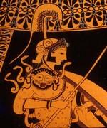 Chrysaor, fils de méduse