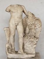 Ganymède, prince troyen