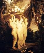 Grâces, les trois déesses du bonheur