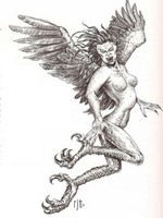 Harpies, les monstrueuses