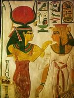 Hathor, la déesse du ciel