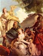 Iphigénie, fille aînée d'Agamemnon