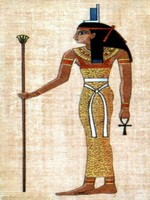 Isis, déesse de la Fertilité et de la Maternité